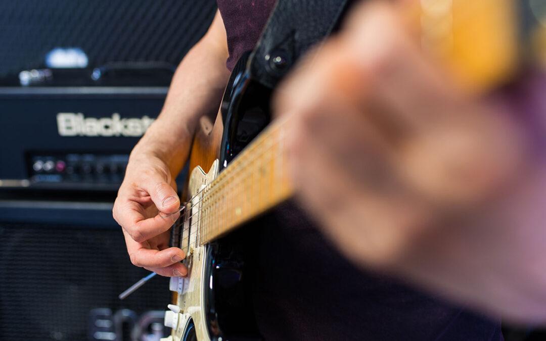 JS Rockgitarre – Gitarrenunterricht