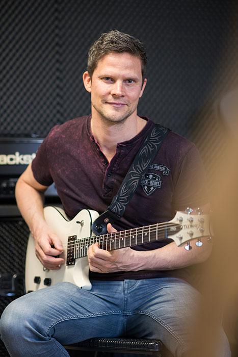 Jens Schietinger - Gitarrenlehrer